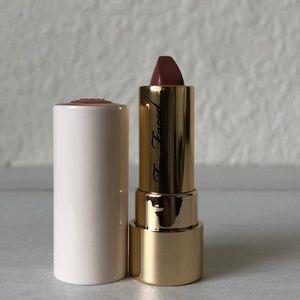 5/$25! TOO FACED Moisture Matte Long Wear Lipstick